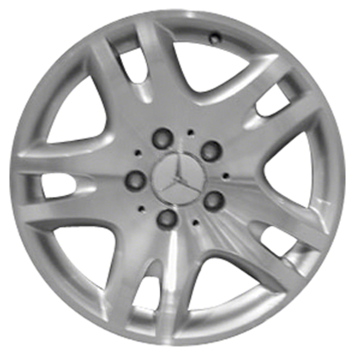 Chrome mercedes benz e350 wheels for sale through for Chrome rims for mercedes benz