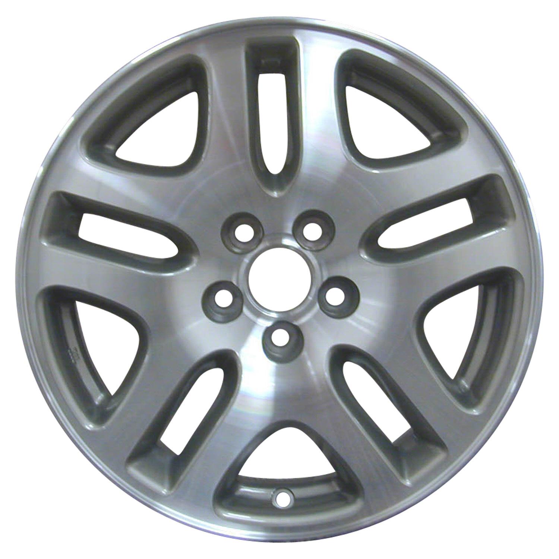 16x6.5 wheels