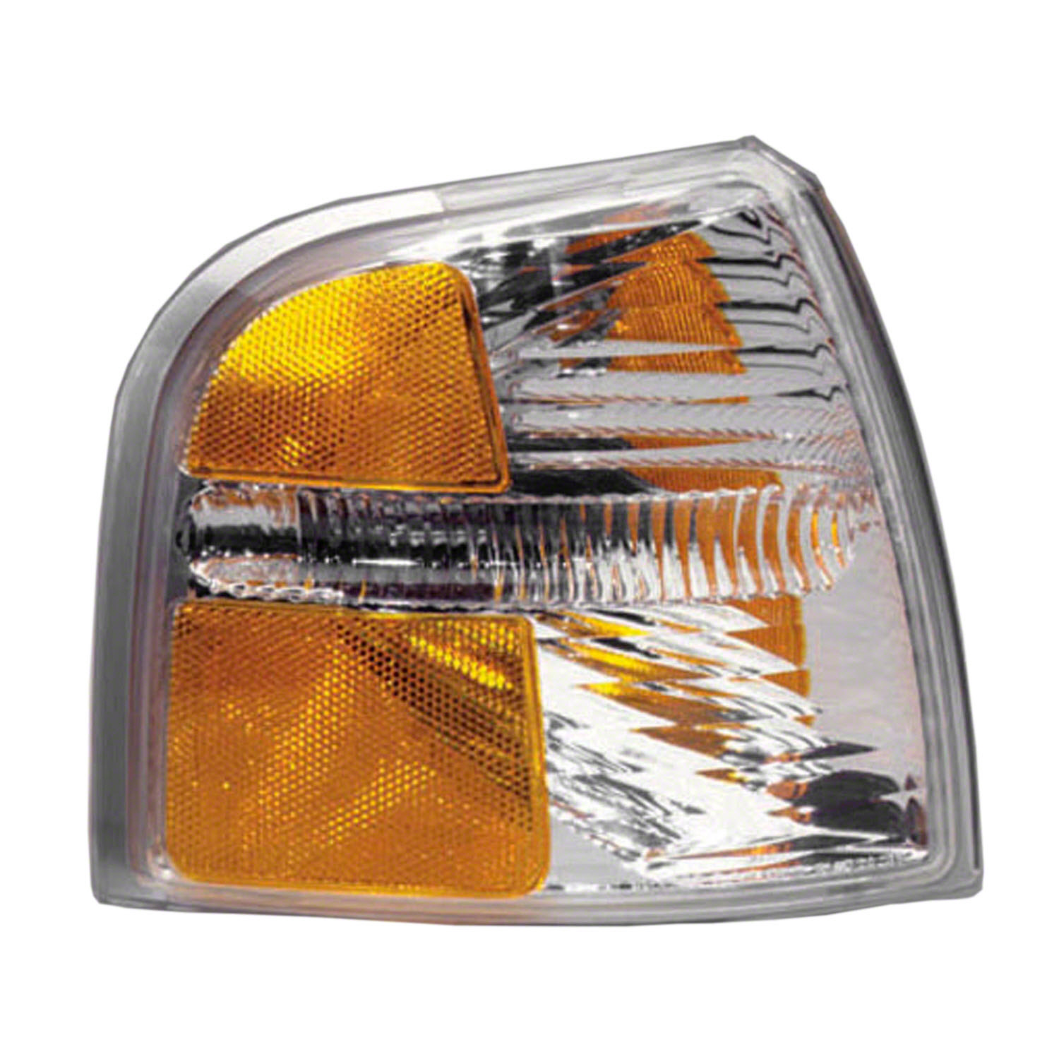 New Passenger Side Right Fender Corner Parking and Signal Lamp 1L2Z13200AA