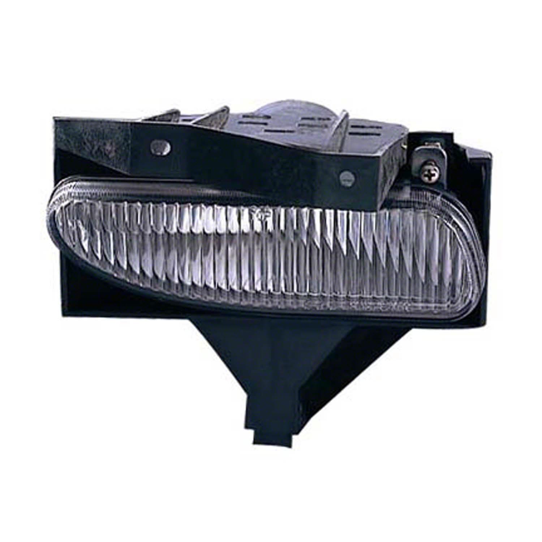 New Passenger Right Rectangular Fog Lamp Assembly incl Bracket XR3Z15200BA-V