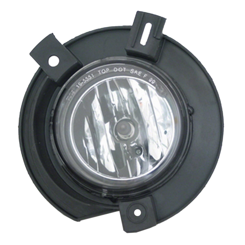New Passenger Side Right Fog Lamp Assembly 1L2Z15200DA Bulb NOT Included