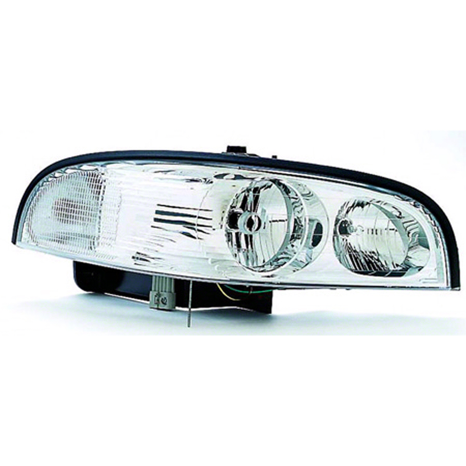 New Passenger Side Right Head Lamp Assembly 25689660