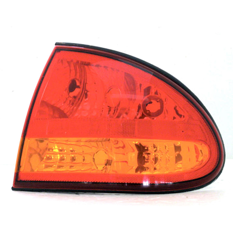 New Driver Side Left Quarter Panel Tail Lamp Assembly 22640819; 19245392-V