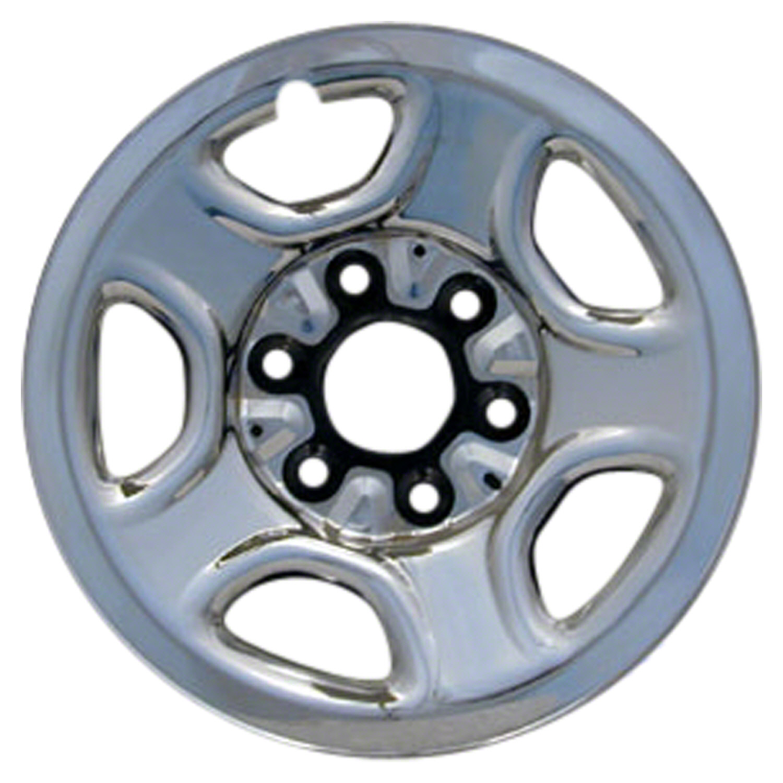 Used Steel Wheels : Oem used steel wheel rim chrome plated ebay